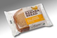 Country Chef Banana Bread Banana & Walnut Bread